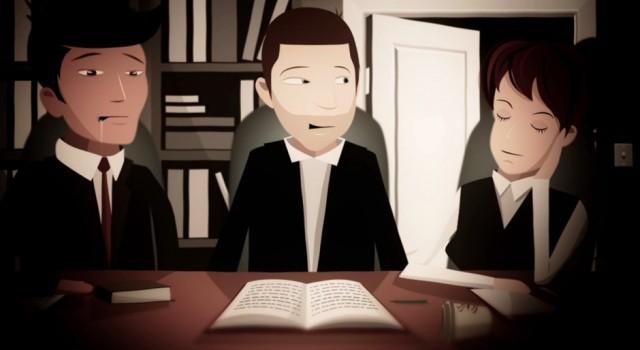 Virgin Media / Ignite character animation by Gareth Jones