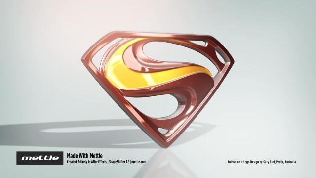 Mettle Interviews Gary Bird – Winner of the Superman Design Challenge