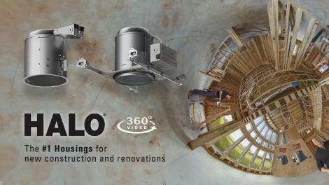 HALO Lighting 360 Video   SkyBox Studio