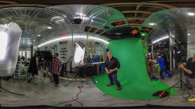 HALO Lighting 360 Video | SkyBox Studio