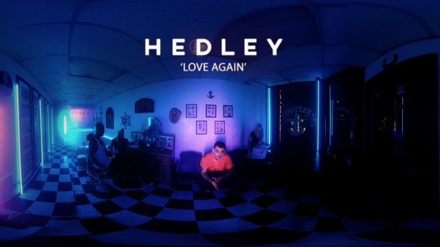 Hedley – Love Again | 360 Music Video | Mantra VR
