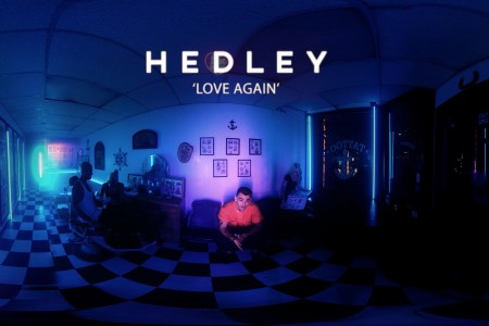 Hedley – Love Again   360 Music Video   Mantra VR