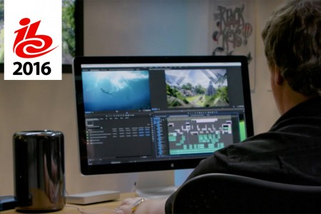 Adobe Unveils Connected Creativity: IBC 2016