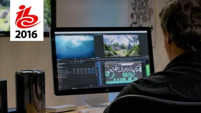 Adobe Unveils Connected Creativity: IBC 2016