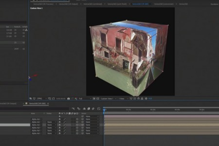 IBC 2017   Tech Demo of VR Workflows for After Effects and Premiere Pro