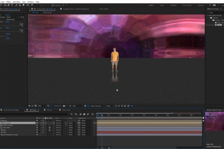 Tutorial: Virtual Production for 360 Video | After Effects