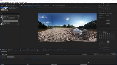 Part 2: Advanced Object Removal from 360 Footage | After Effects