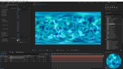 How to Create Planet Textures   After Effects   Mantra VR   Mettle