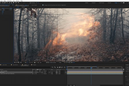 How to Add Atmosphere to a Scene | Mettle Flux | After Effects
