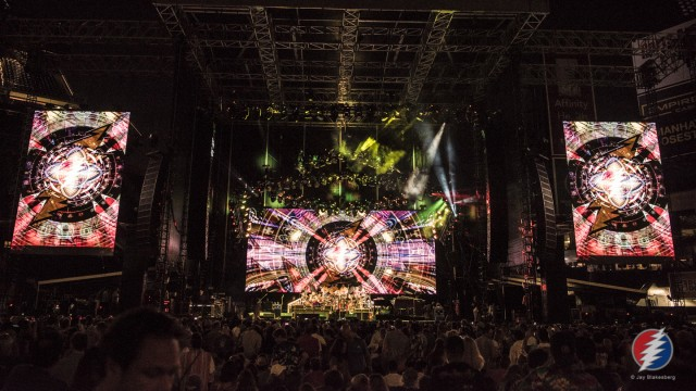 Q&A with Johnathan Singer | Live Visual Artist | Dead and Company | Tipper