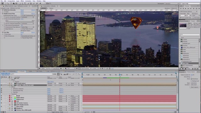 Kevin Schires Tutorial: Elementary for AE