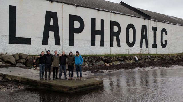 Laphroaig 360º Distillery Tour   VR City