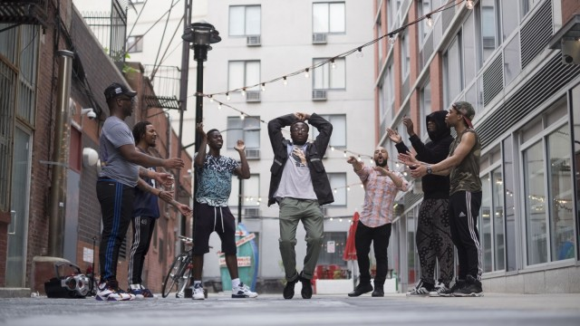 Teach One: 360 Video Dance Series   Lite Feet