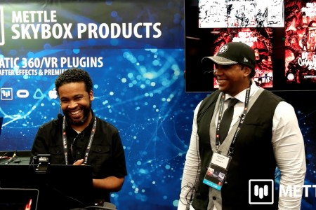 Magma Chamber 360 VR | Delivering a compelling 360/VR Music Video Experience | Adobe Max 2016 | Jonathan Winbush + Tony Washingtom