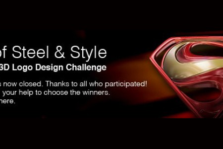 Vote for the winners! Superman Design Challenge