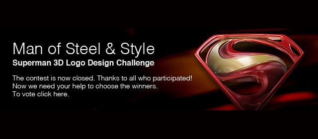 Superman Design Challenge