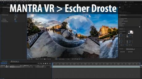 Mantra VR > Escher Droste