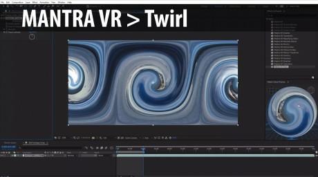 Mantra VR > Mobius Twirl