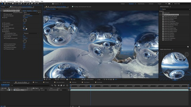 Press Release   Mantra VR – 360/VR Stylization and FX – Now Available