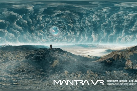 Coming Soon: Mantra • 360/VR Stylization