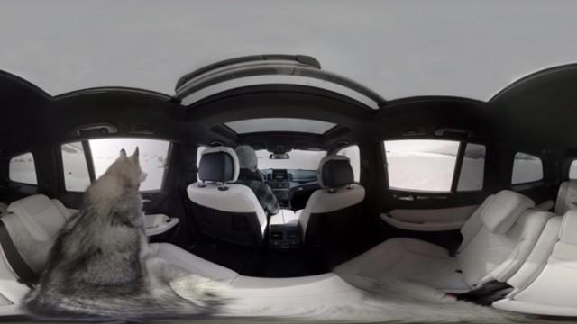 Mercedes-Benz – Loki 360° Experience | SkyBox Studio