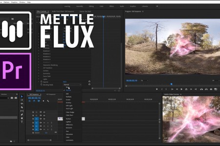 Mettle FLUX | Getting Started in Premiere Pro