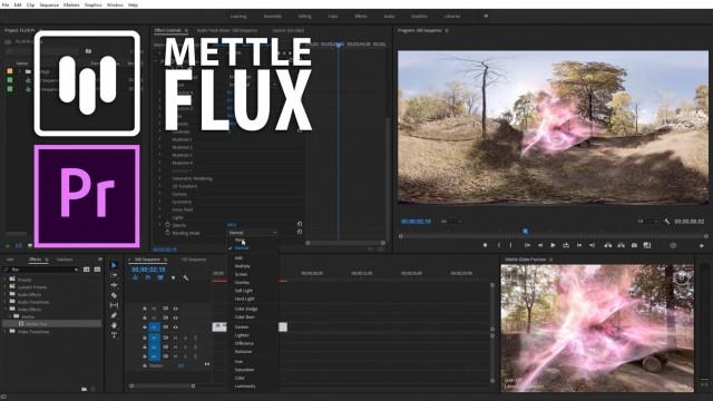 Mettle FLUX | Getting Started in Premiere Pro