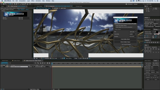 Create YouTube 360 Videos with Mettle SkyBox