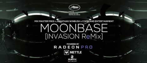MOONBASE INVASION | Mix Master Mike
