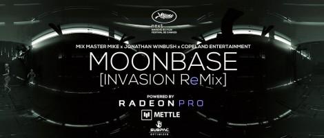 MOONBASE INVASION   Mix Master Mike