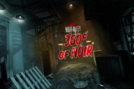 Noir Alley: 360° of Noir   Turner Classic Movies   Sprocket Creative