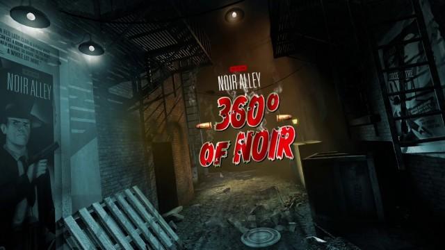 Noir Alley: 360° of Noir | Turner Classic Movies | Sprocket Creative
