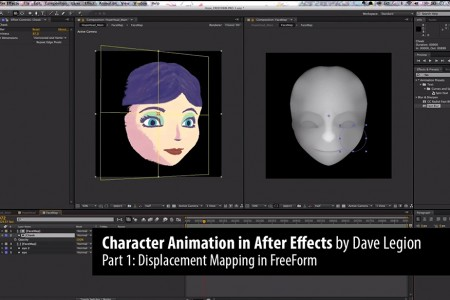 Part 1: Character Animation in After Effects by Dave Legion