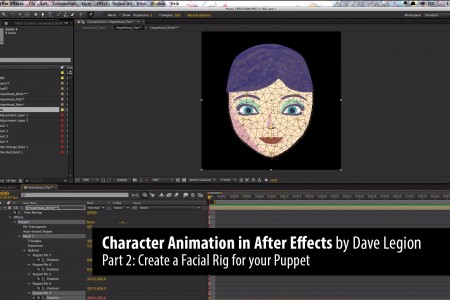 Part 2: Character Animation in After Effects by Dave Legion