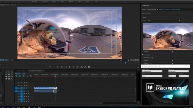 SkyBox 360/VR Tools for Premiere Pro   Review