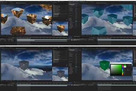 Add 3D Shapes to your 360° Video   Mantra VR Primitivz Tutorial