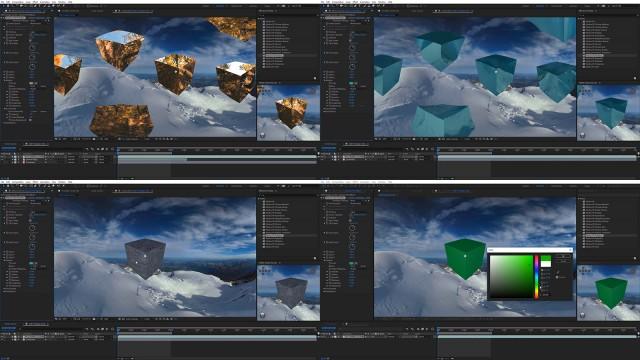 Add 3D Shapes to your 360° Video | Mantra VR Primitivz Tutorial