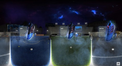 Pro:Direct Adidas Blue Blast Pack VR 360