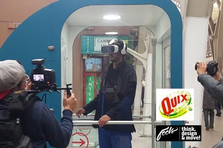 Quix 360 Experience | Unilever | SkyBox Studio