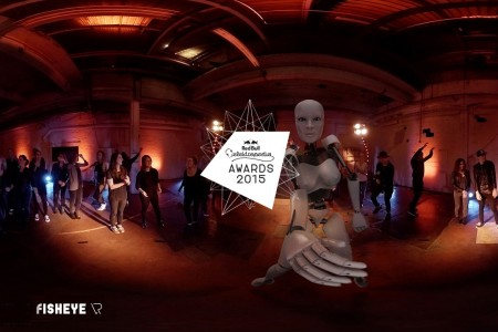 Red Bull Elektropedia Awards 360 Video | Fisheye VR | SkyBox Studio