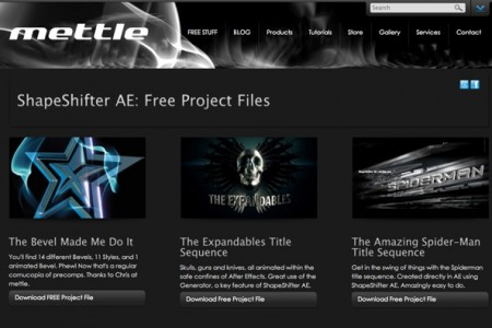 Get Inspired with our Free Project Files