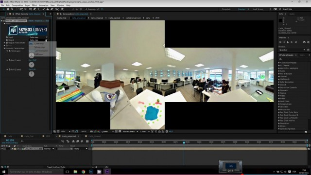 Making of SoWhen? 360° Promo Video | SkyBox Studio | SkyBox VR Player