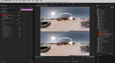 New! SkyBox 360/VR Tools for Premiere Pro | Mettle