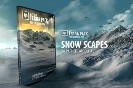 Terra Pack Project Files | Sneak Peek