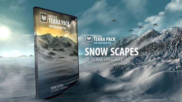 Terra Pack Project Files | Sneak Peek