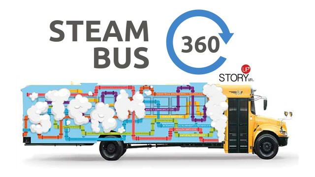 Steam Bus VR   SkyBox Studio