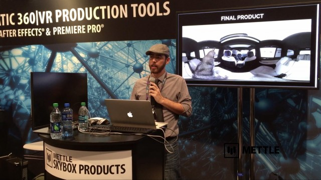 Mercedes-Benz – Loki 360° Production Workflow | Steven Frisbey
