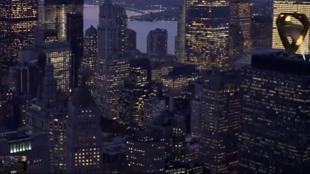 Mamoworld AE tutorial: Superman in Manhattan