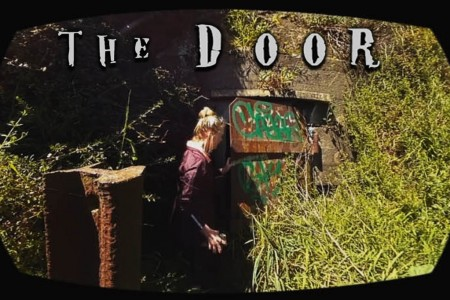 THE DOOR | 3D 180/VR Short Film | Ed Davis