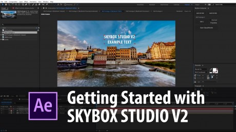 Getting Started with SkyBox Studio V2.
